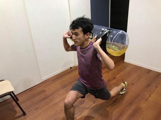 乳酸地獄と向き合うトレーニング