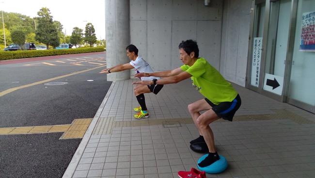 [さがみはらクロカン部]6/17は体幹トレーニング+インターバル