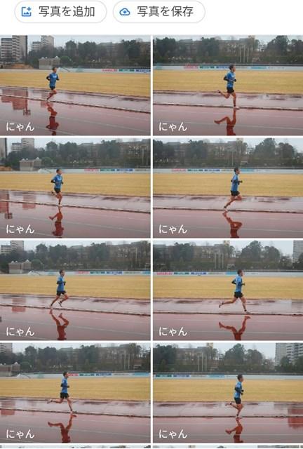 冬の冷雨でポイント練習。動かない身体。それでも走るのは何故?